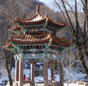 Benxi Tower