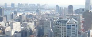 Tokyo Tower Bay