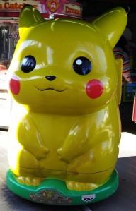 Tokyo Tower Pikachu