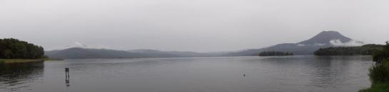 Lake Akan Pamorama