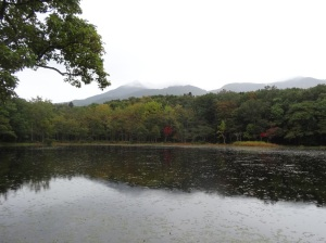 Shiretoko Lake