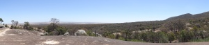 Panorama at You Yangs